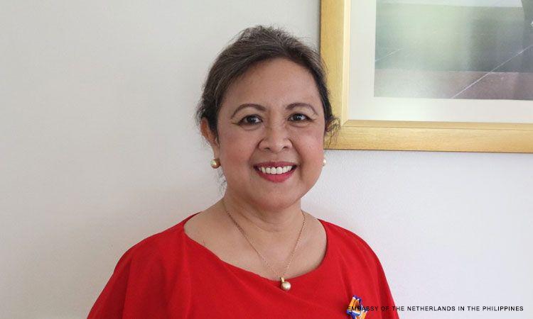 The Netherlands knights Filipina agri advocate