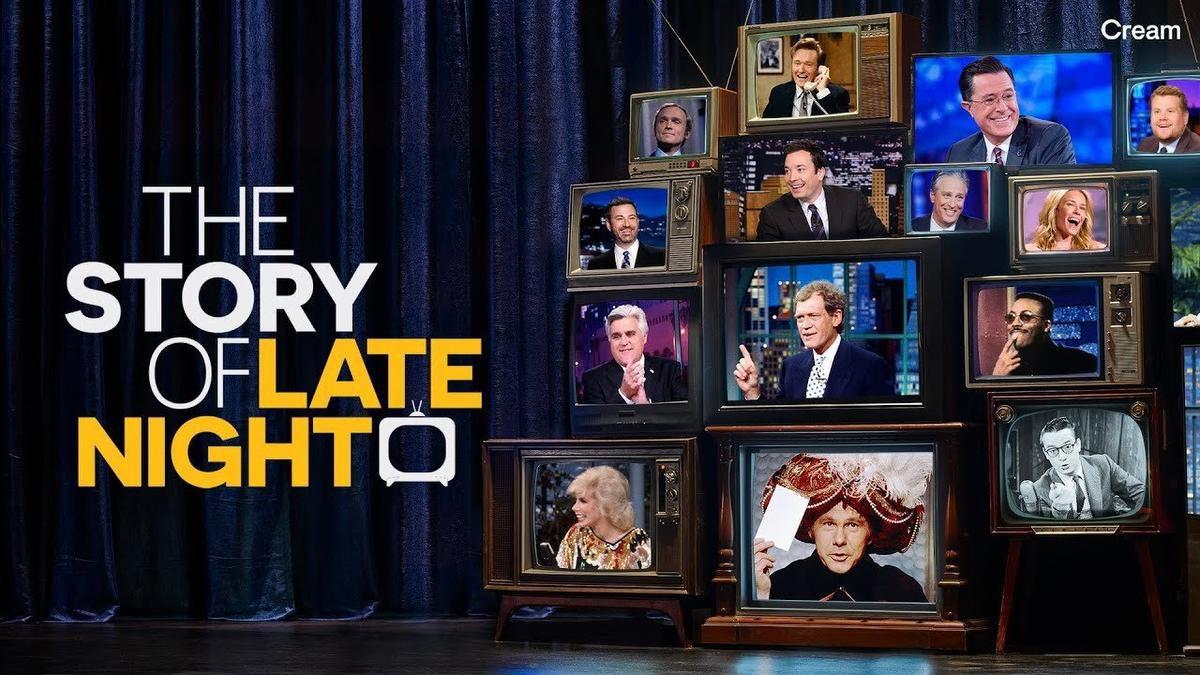 Niagara native turns camera on late-night TV for CNN docu-series