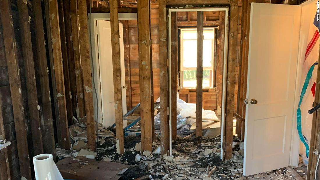 Opinion: A house fire changed my life. Here's how two minutes could help save yours