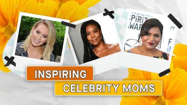 Our favorite celebrity moms who inspire us - Yahoo News