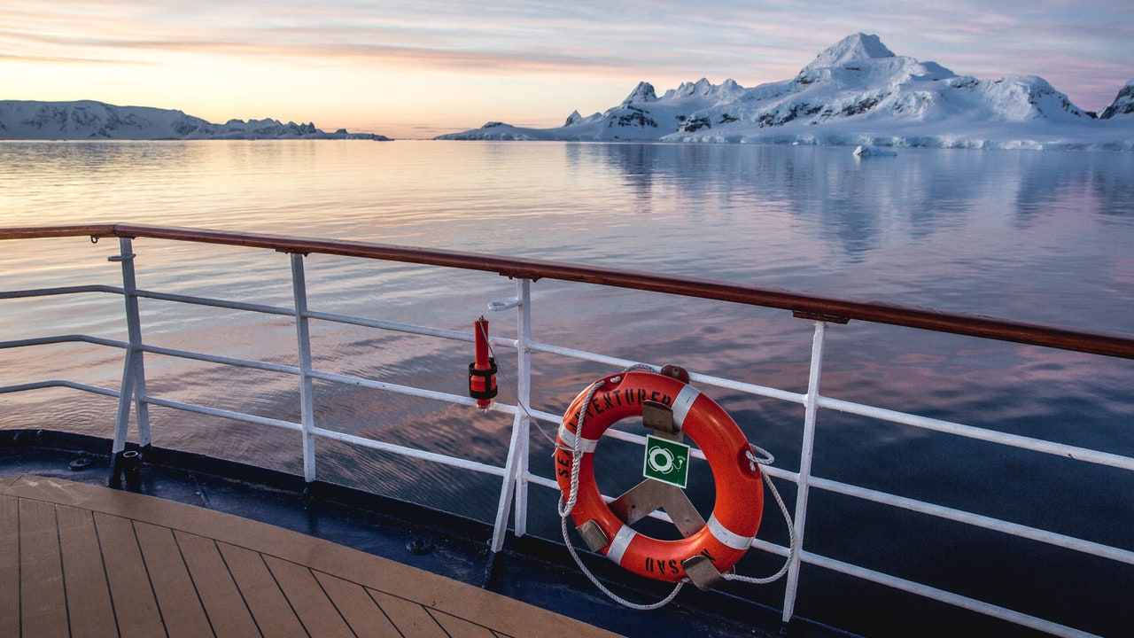 The Antarctic Cruise Season Will Look Different This Year