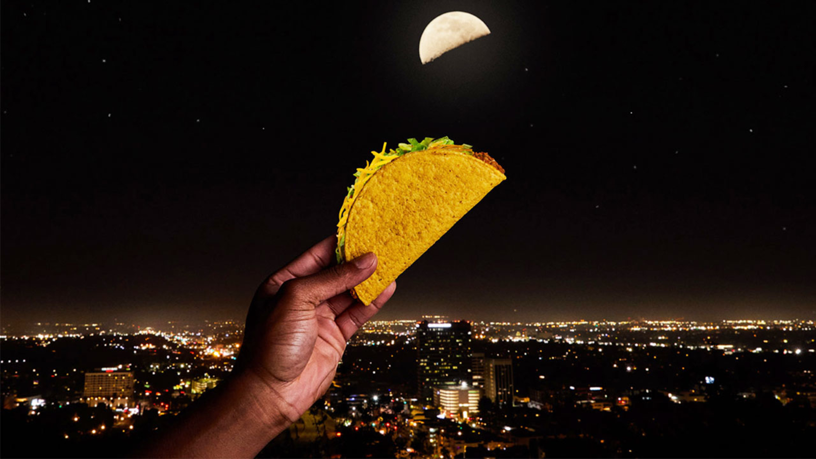 'Taco Moon' May 4th: Taco Bell giving away free tacos to celebrate moon's waning crescent phase