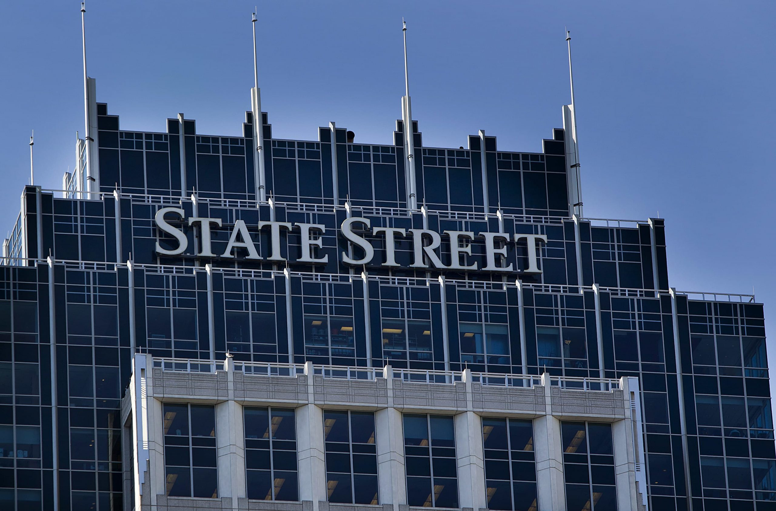 State Street is creating a dedicated cryptocurrency division