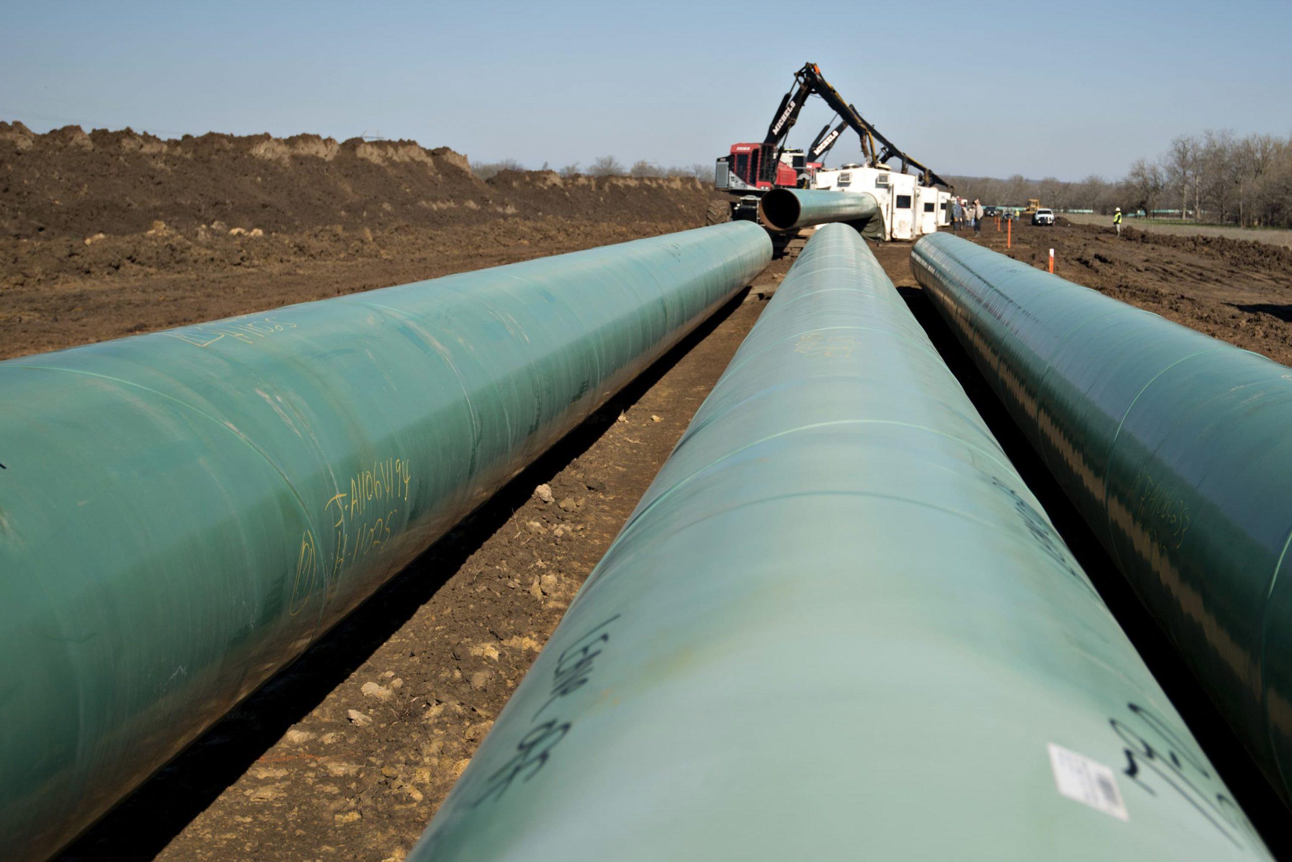 Keystone pipeline canceled after Biden revokes key permit