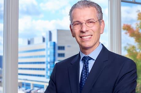Google health chief David Feinberg: 'global impact' is goal