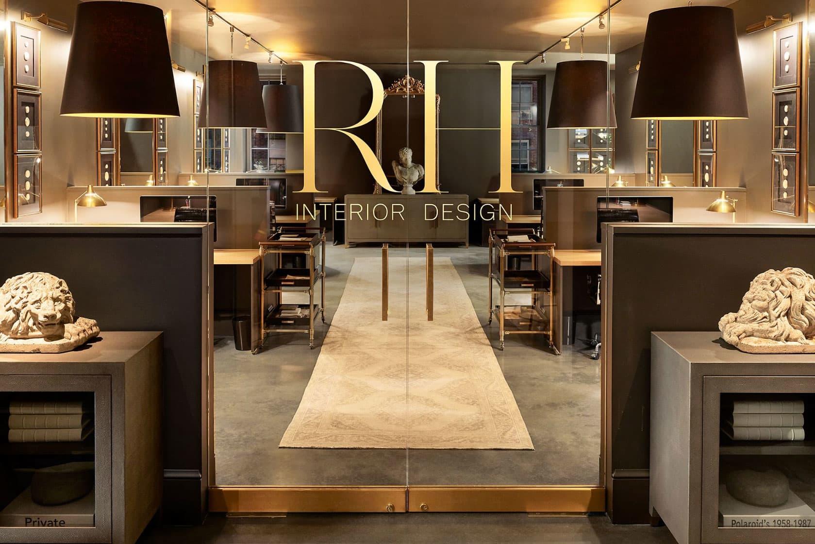 RH, Signet Jewelers, GameStop & more