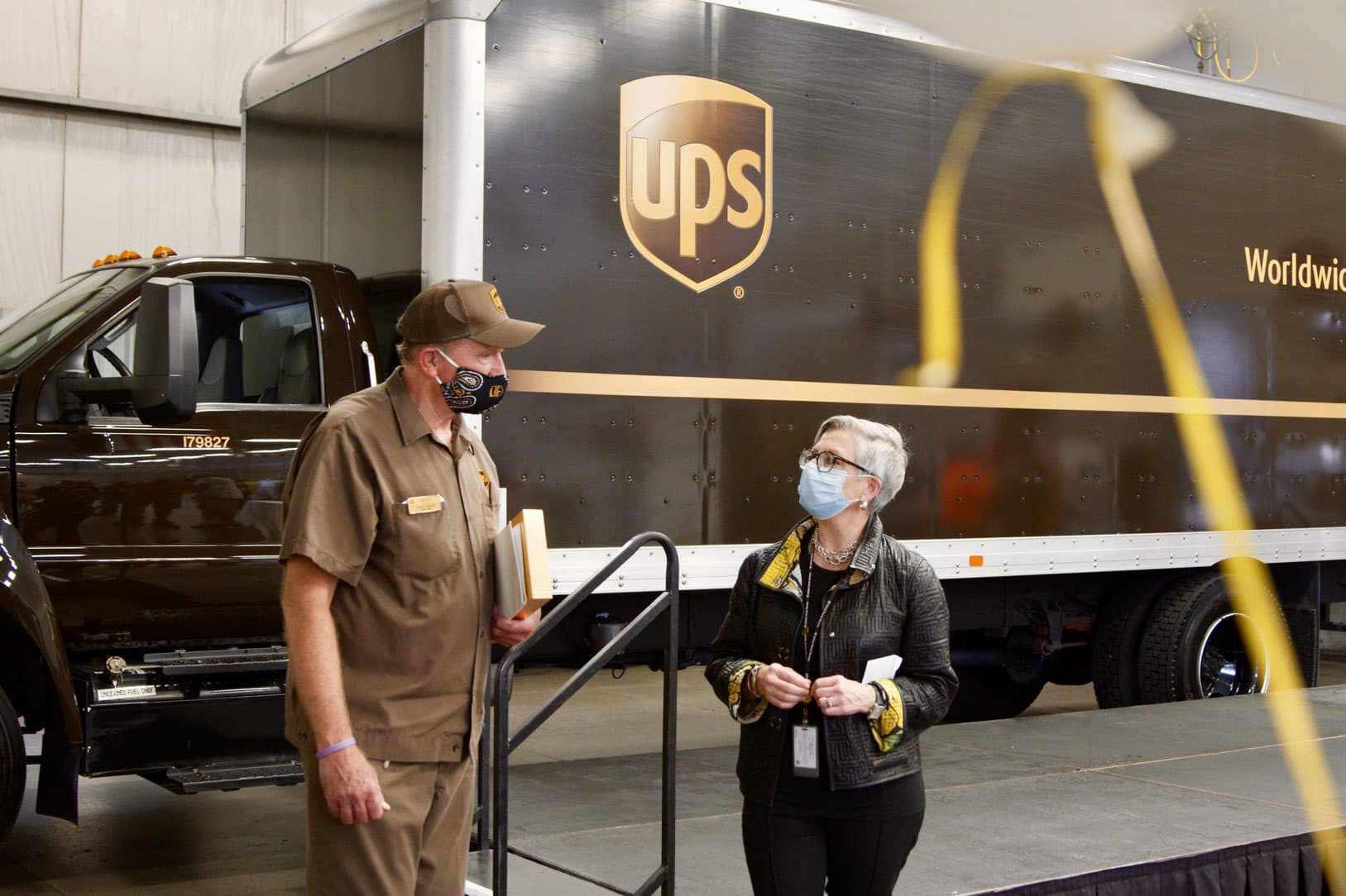 How new UPS CEO jumpstarted stock after a six-year flat line