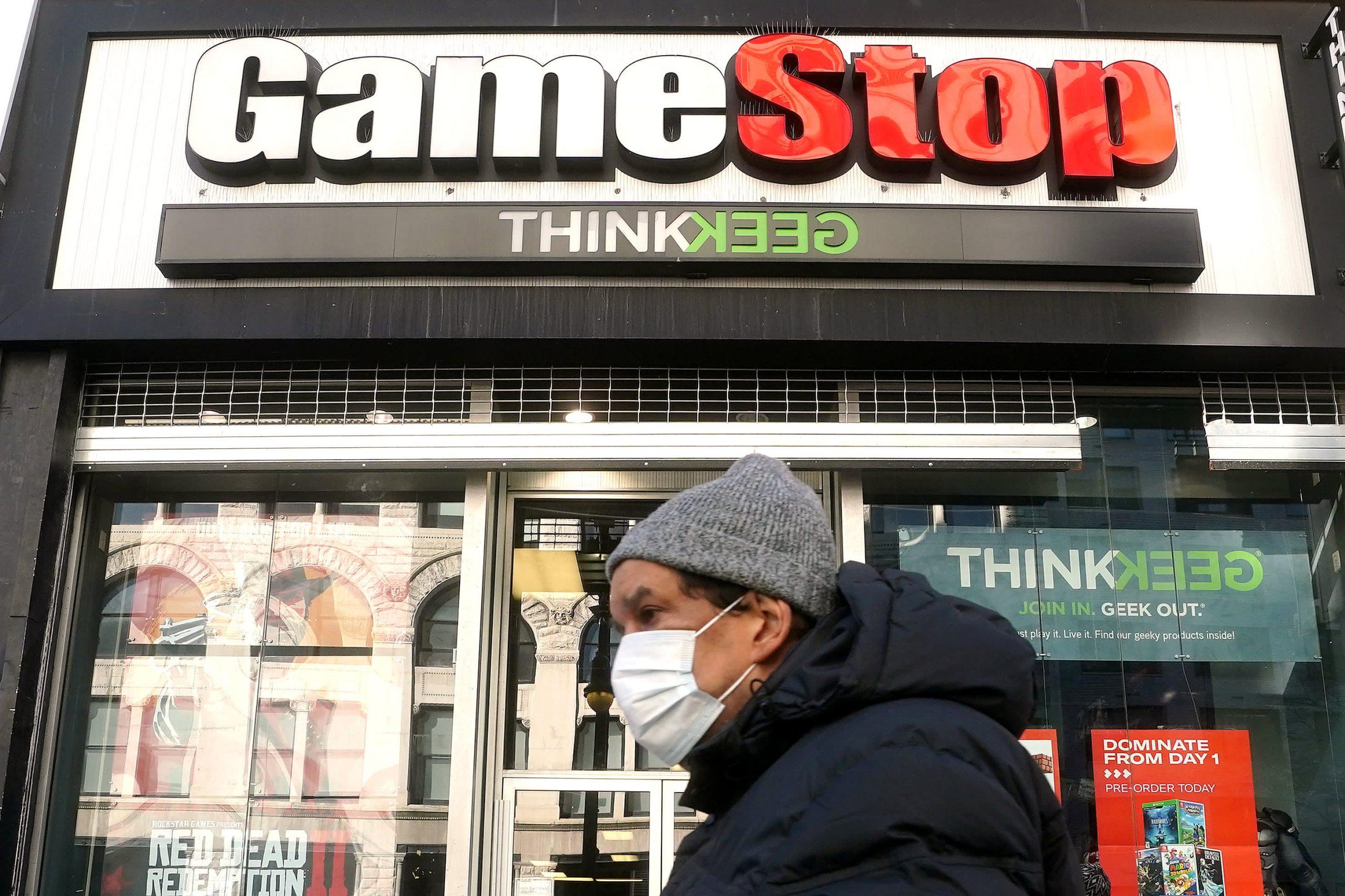 GameStop, Clean Energy Fuels, Clover & more