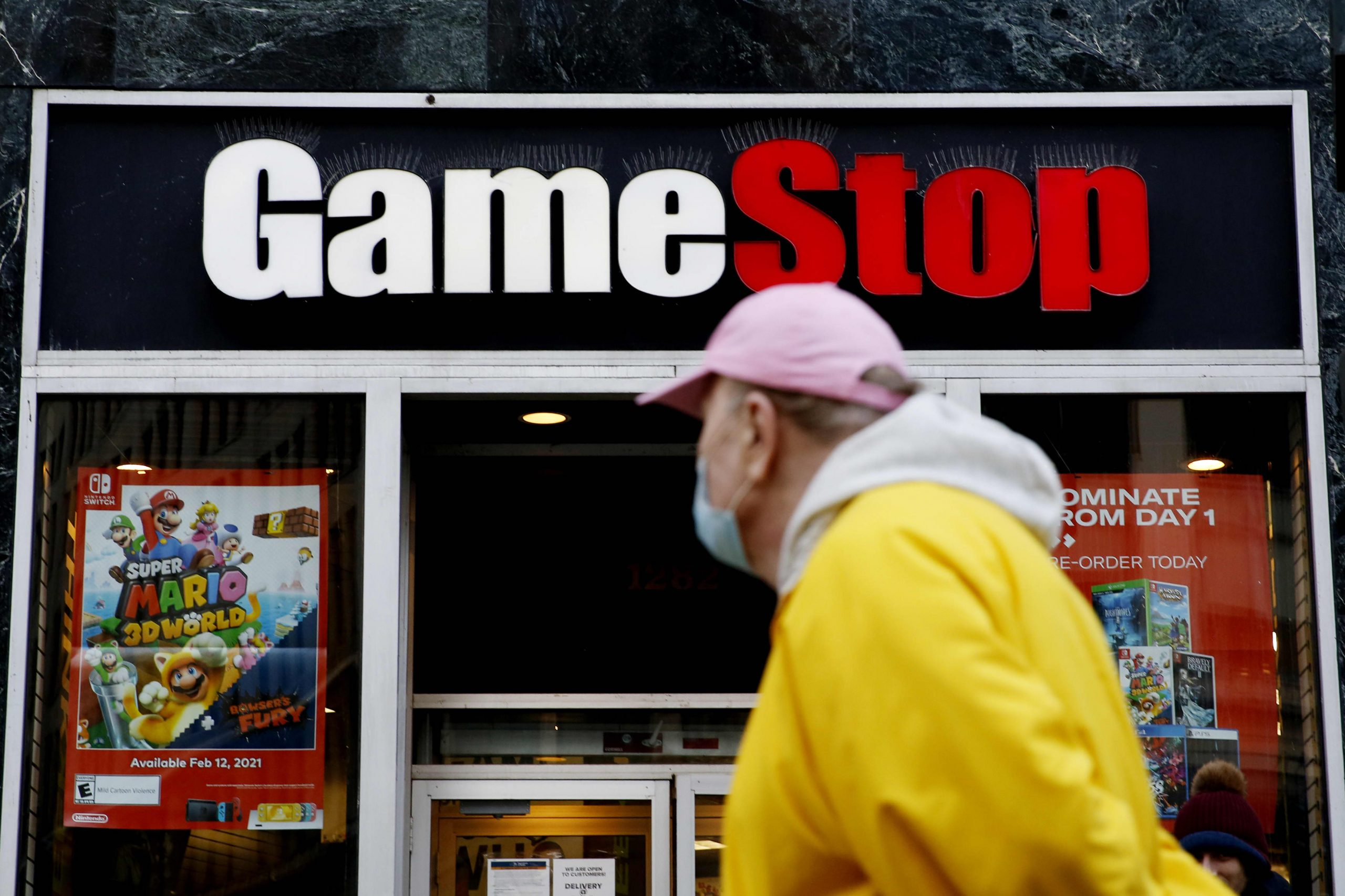Cramer says he's 'not against' GameStop, AMC at current trading levels