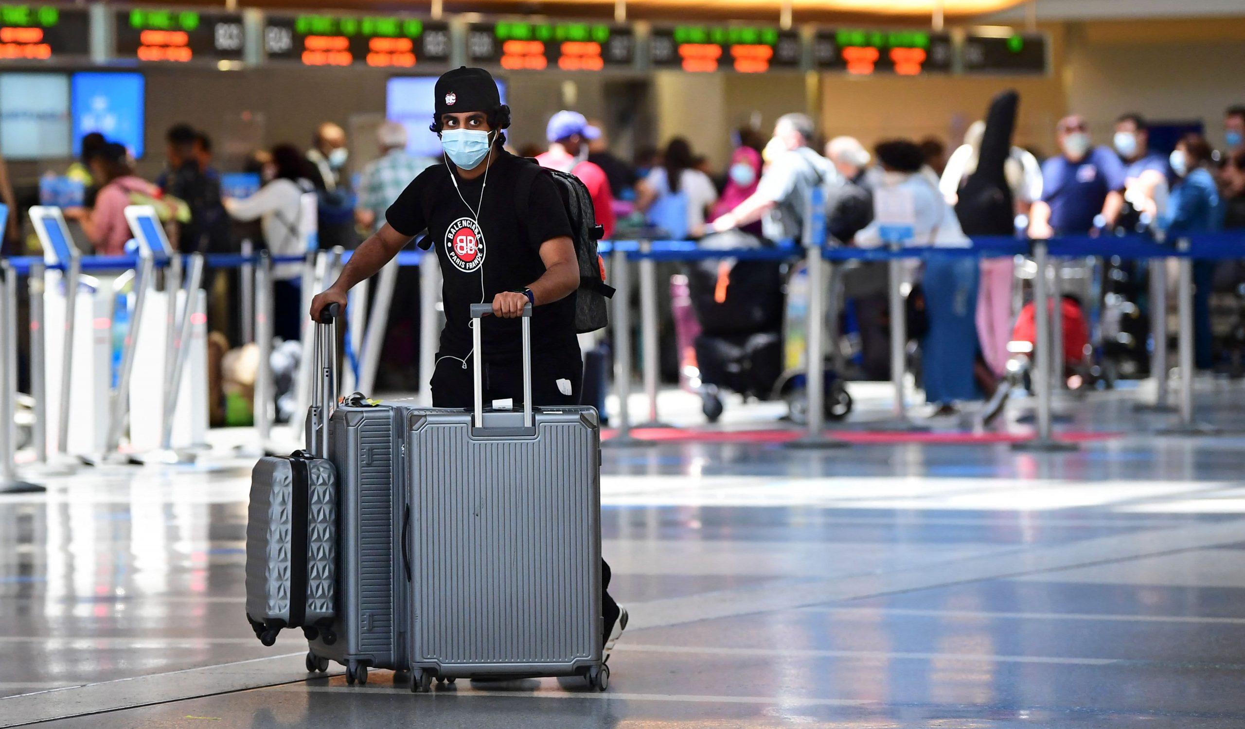 CDC eases travel recommendations on 110 countries, territories including Japan