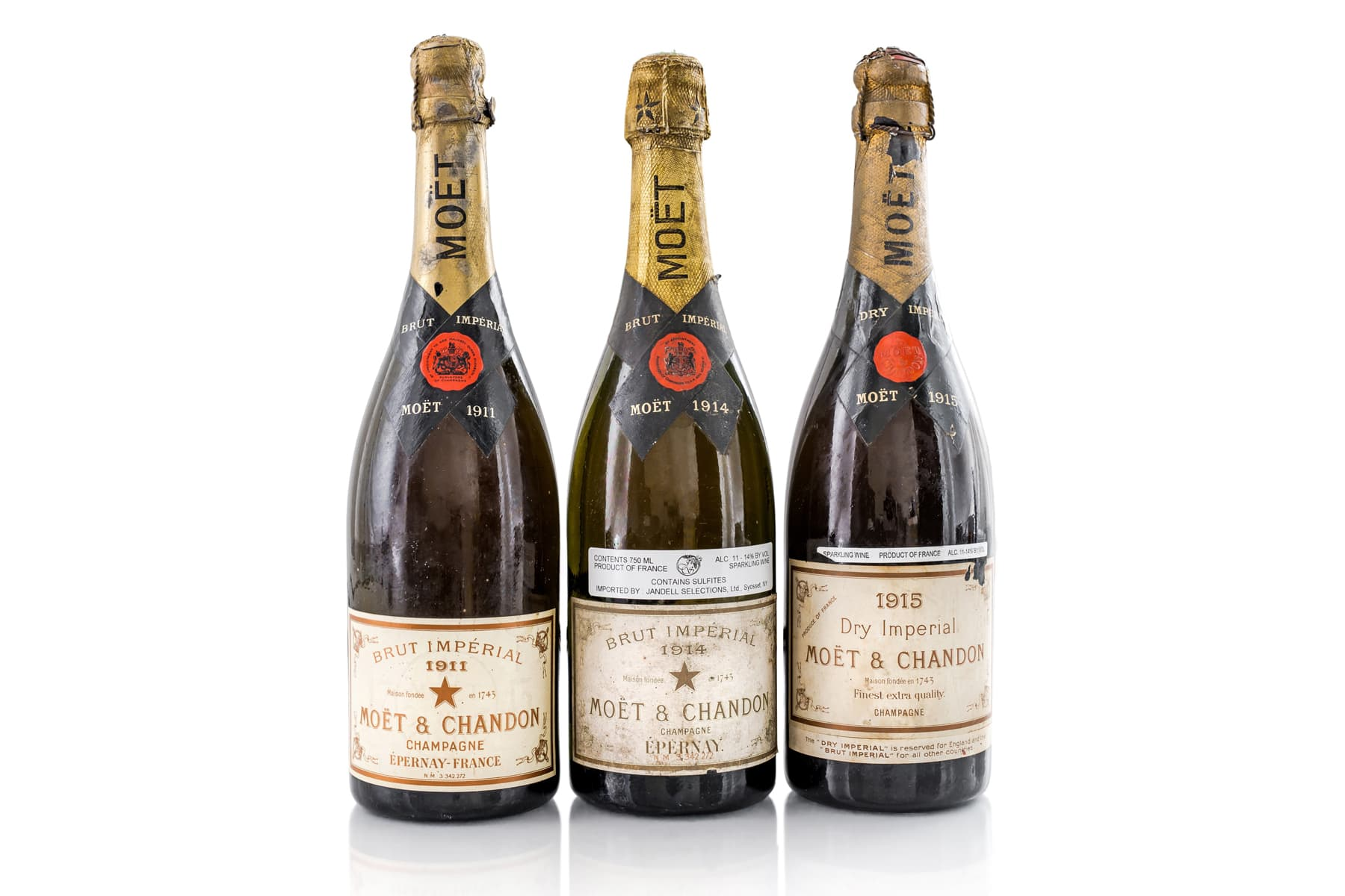 Auction of rare old Champagne could fetch $10 million