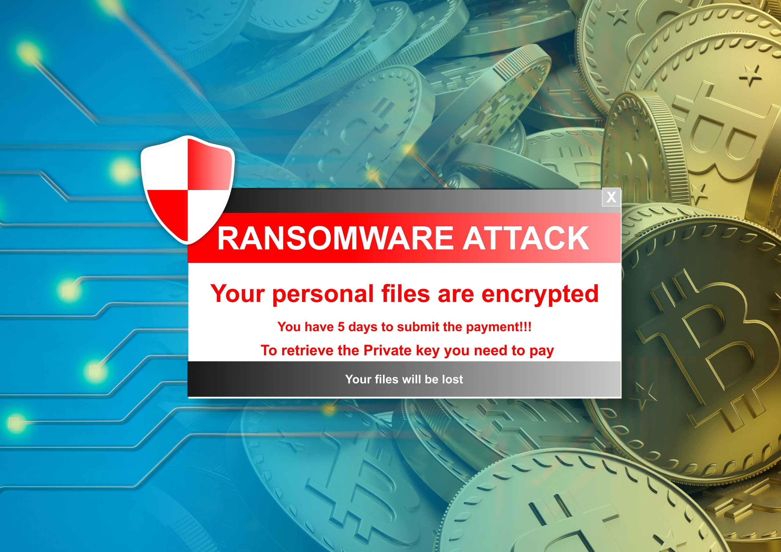 DigitalMint helps ransomware victims make bitcoin payments