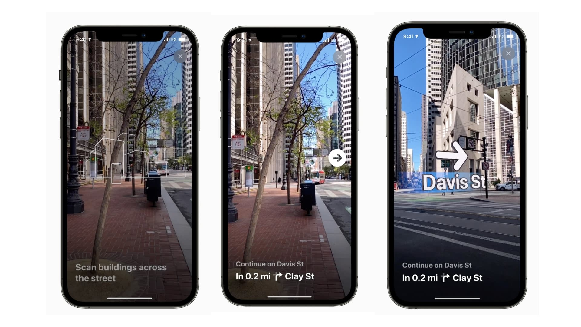 Apple augmented reality announcements at WWDC 2021