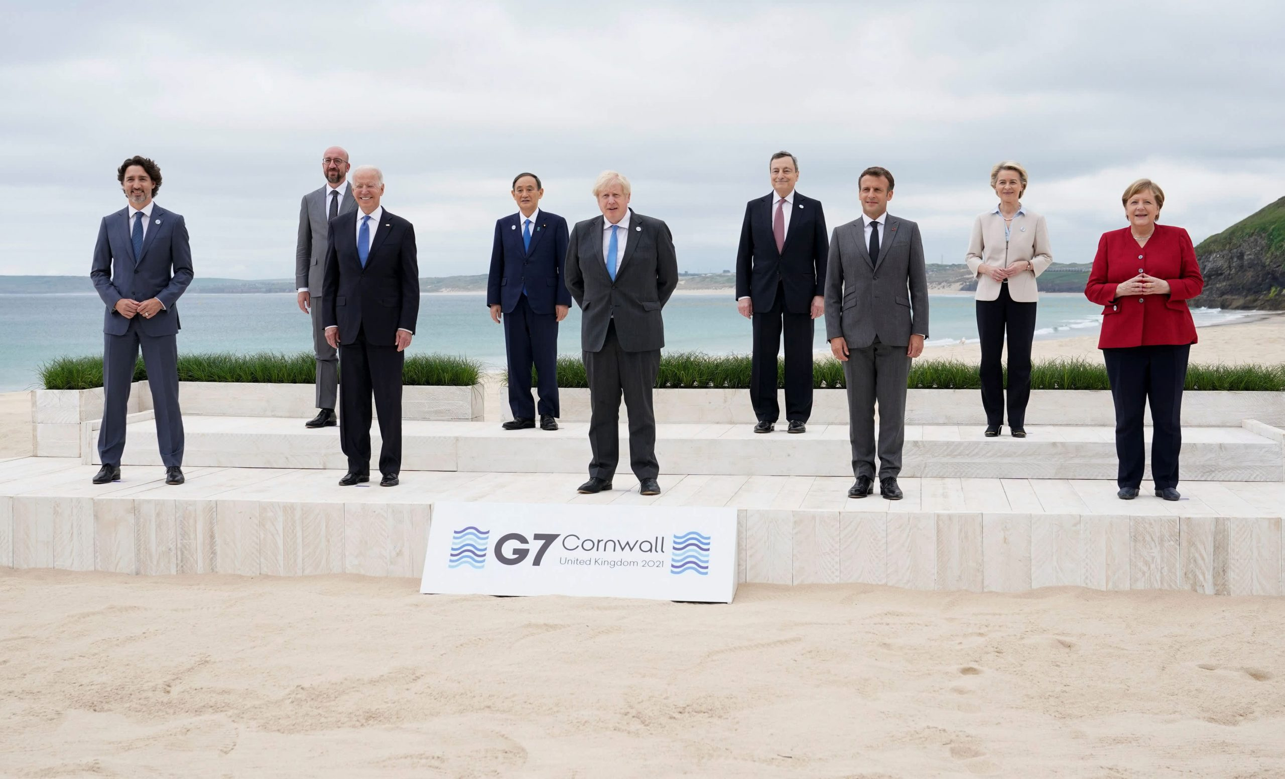 Biden and G-7 leaders will endorse a global minimum corporate tax