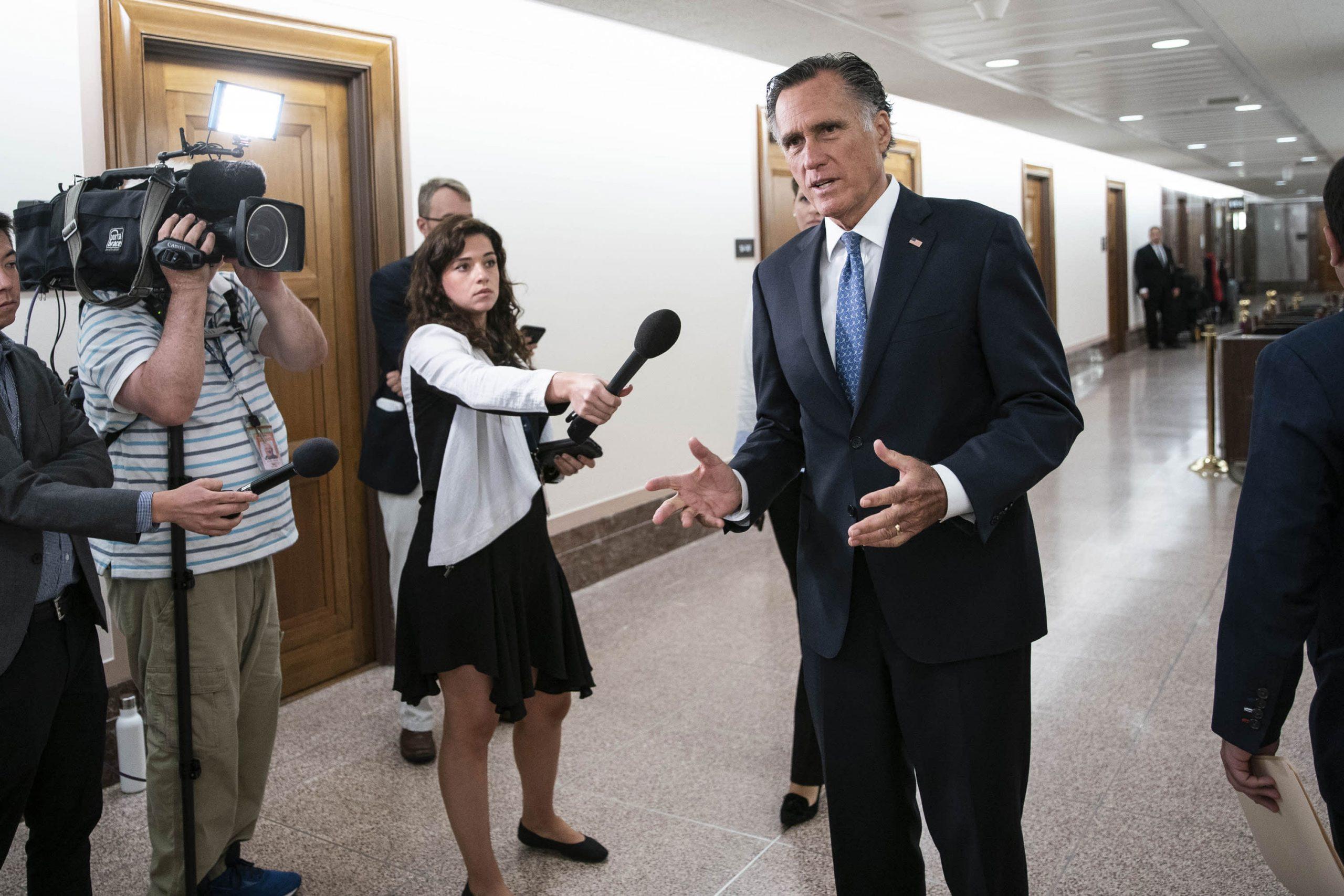 Republican senators support bipartisan plan