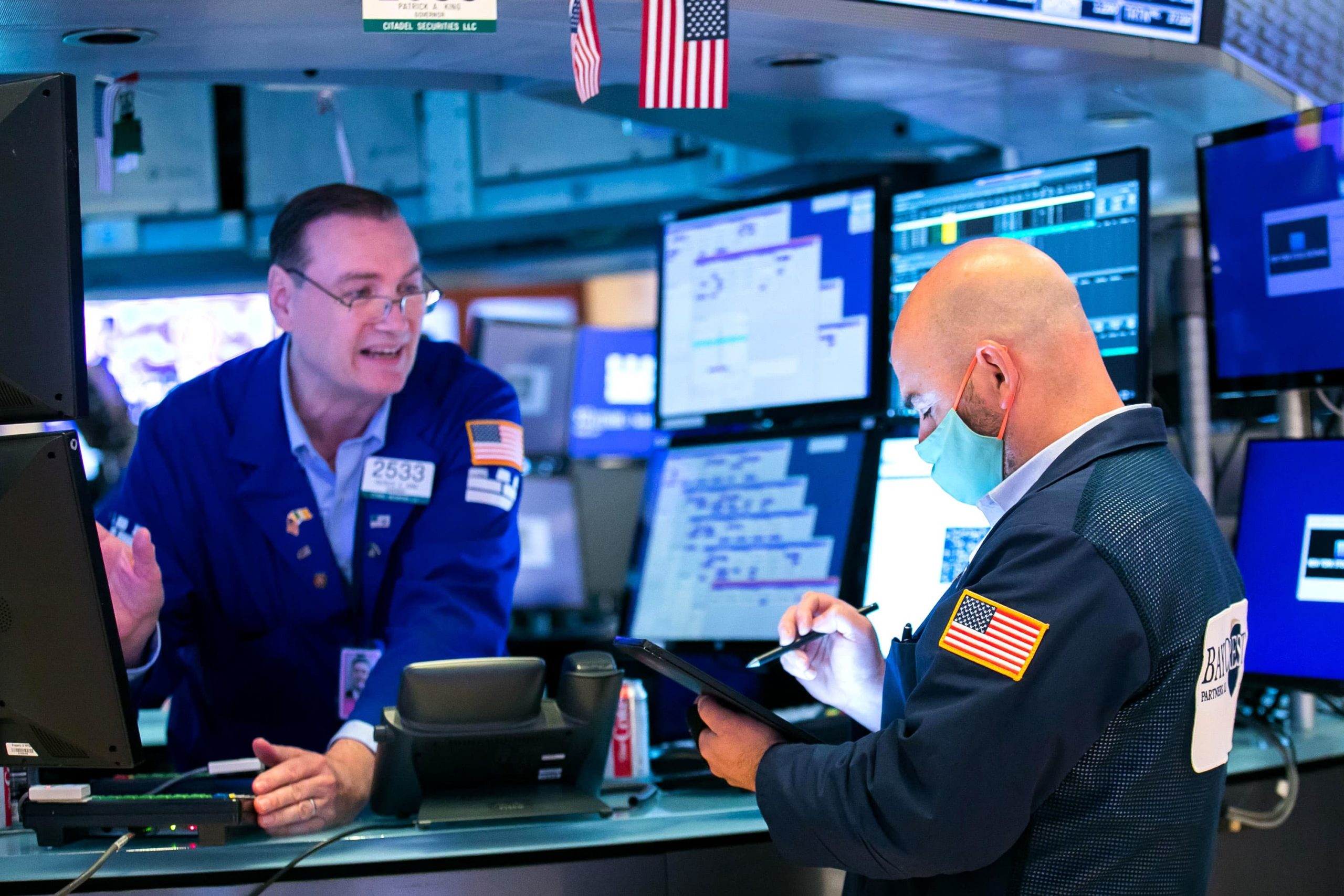 Dow futures rise despite hotter inflation data