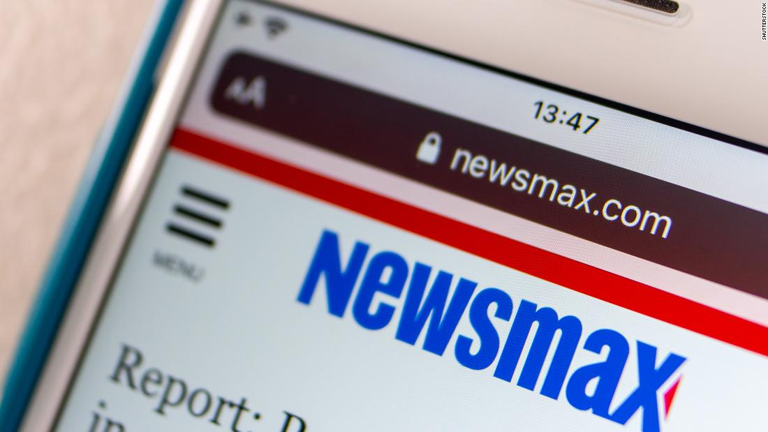 Newsmax buys $1.5 million in Facebook ads while trashing the platform on air