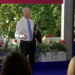 Biden clashes with NCS reporter at summit press conference