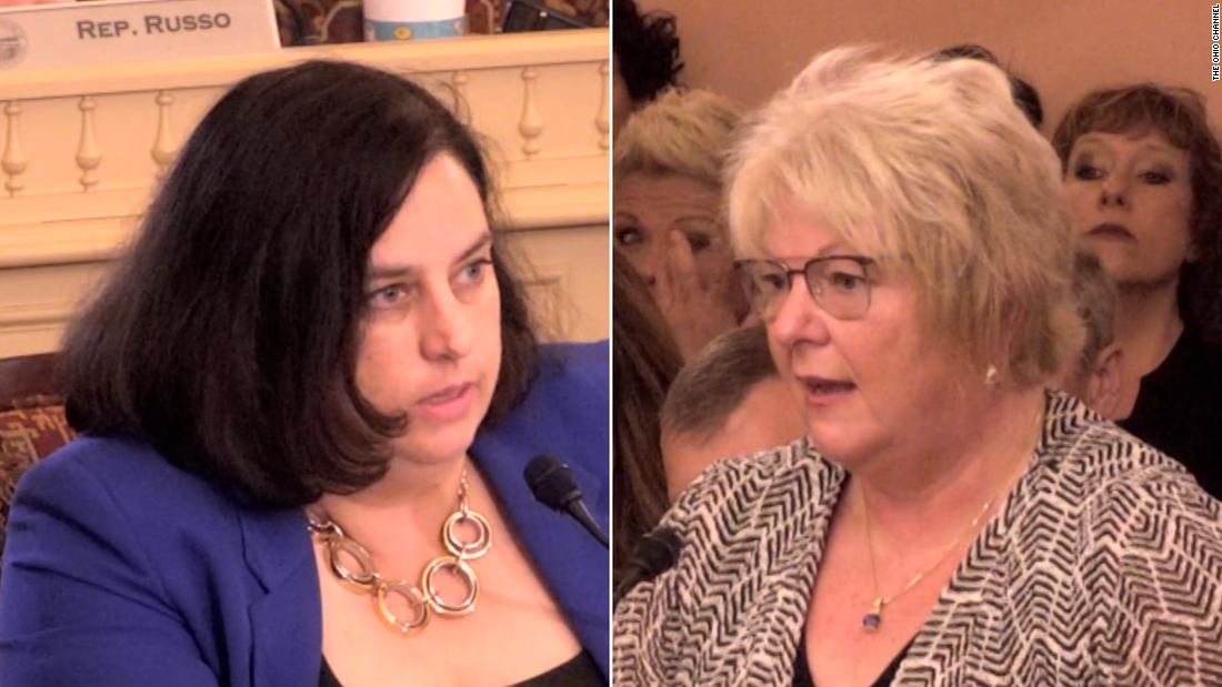 Hear why Ohio state lawmaker was happy anti-vaccine doctor testified - CNN Video