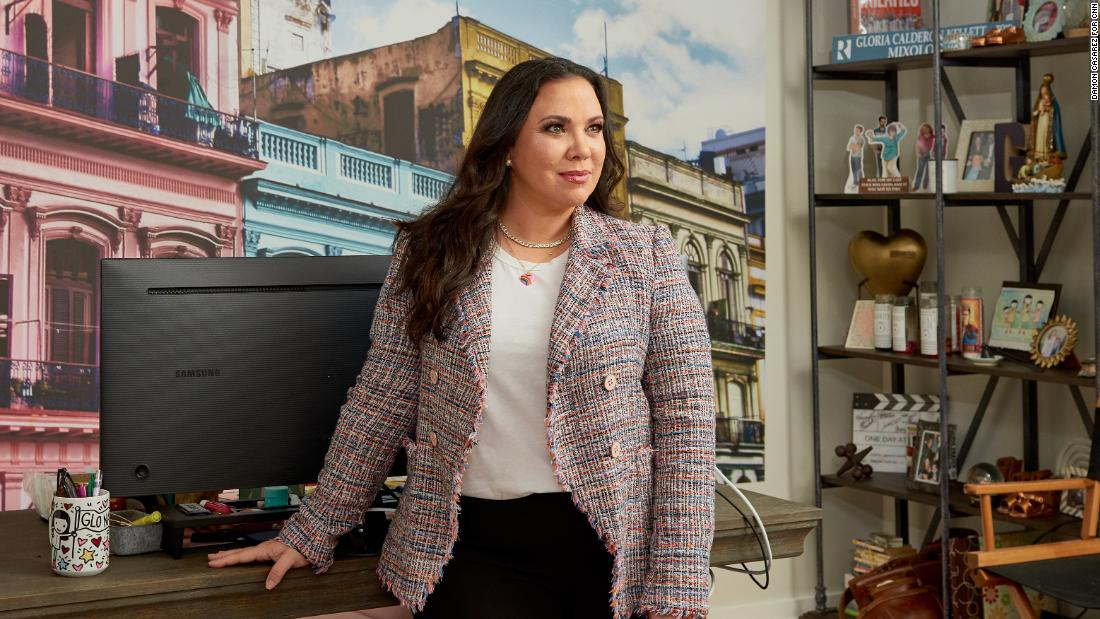 LatinXcellence: How Gloria Calderón Kellett is making room for Latinx stories, one show at a time