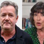 Piers Morgan reaches out to Christiane Amanpour as she announces cancer battle live on air | Celebrity News | Showbiz & TV