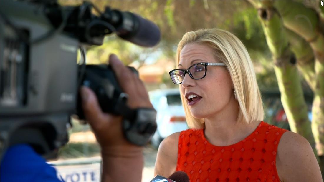 Progressive Democrats grow frustrated with Sen. Sinema - CNN Video