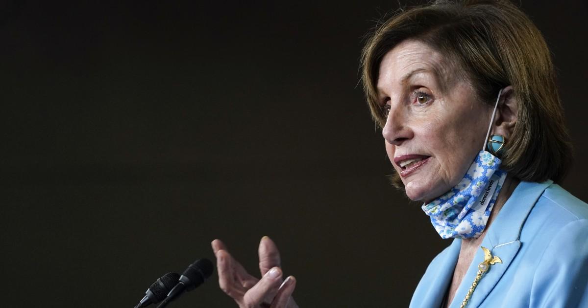 Sunday Talk Shows: Nancy Pelosi on CNN's 'State of the Union'