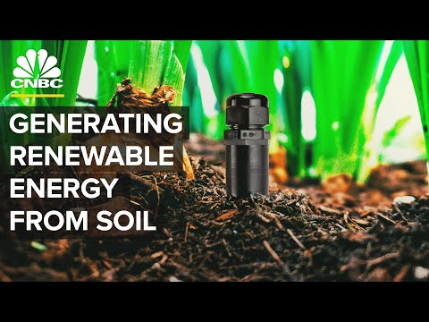 How Soil Could Be An Untapped Source Of Electricity
