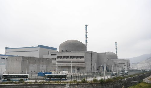 China says radiation levels are normal around Taishan nuclear power plant after reported leak