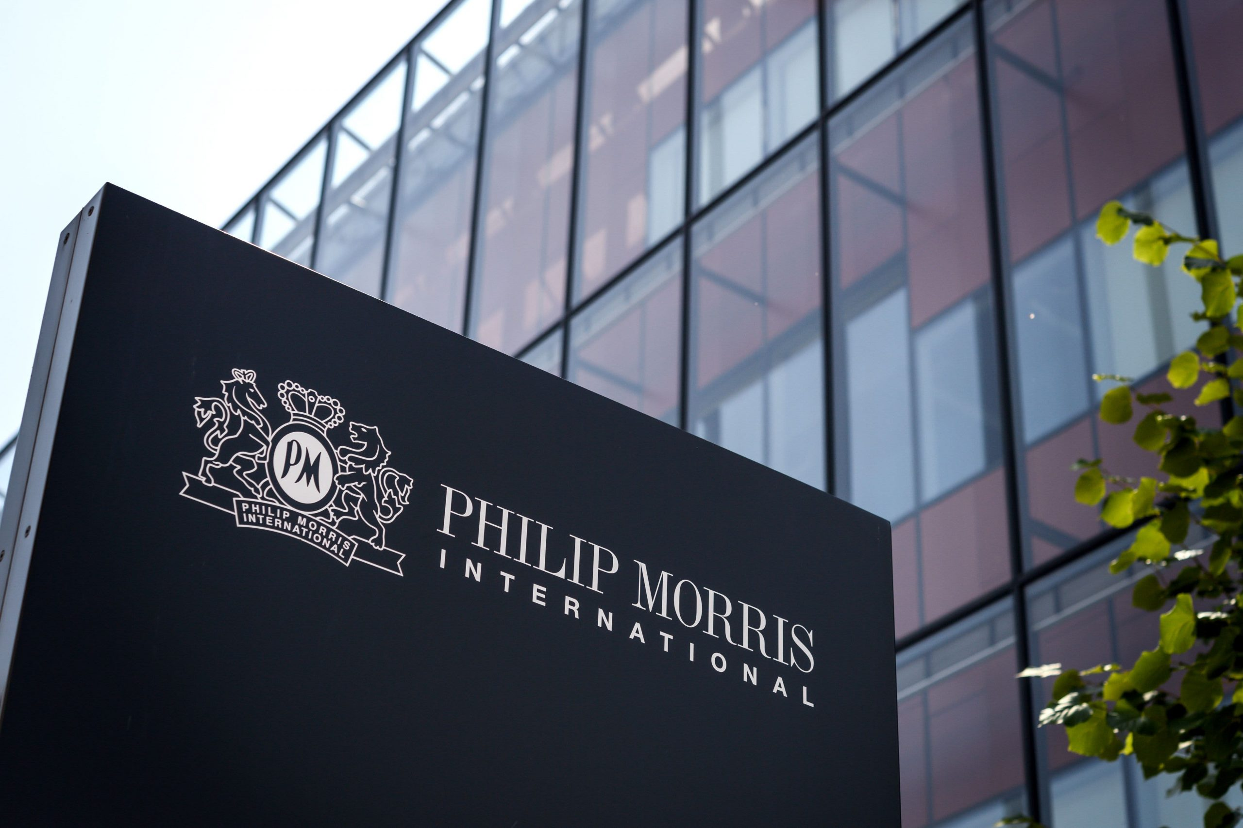 Philip Morris CEO defends the company's intentions to buy inhaler maker Vectura
