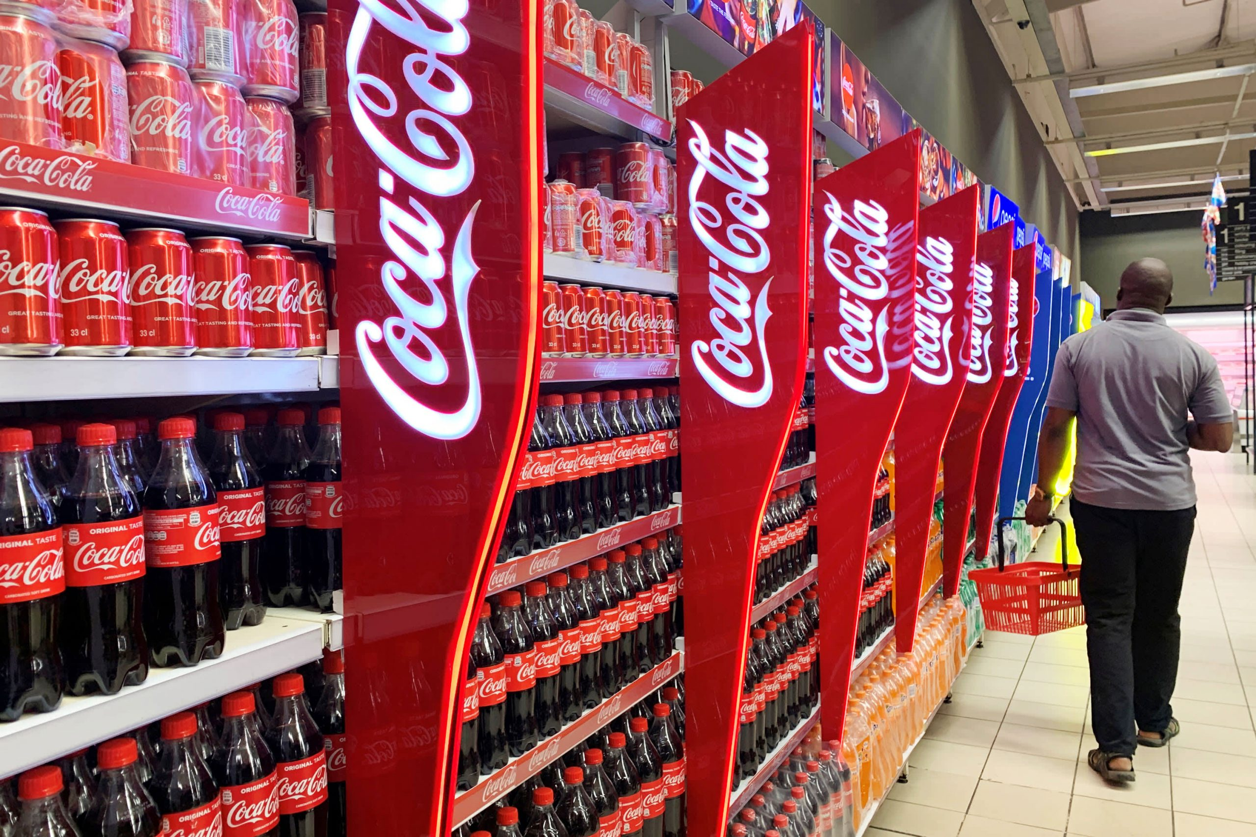 Coca-Cola, Johnson & Johnson, Netflix, Verizon & more