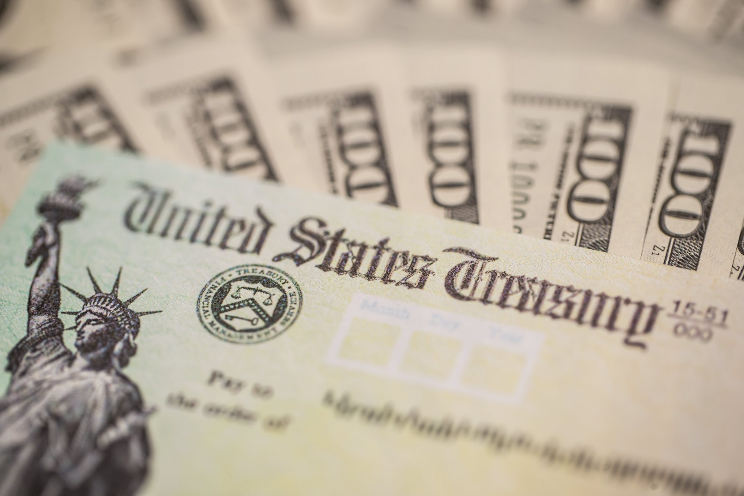 Another 2.2 million additional stimulus checks have gone out