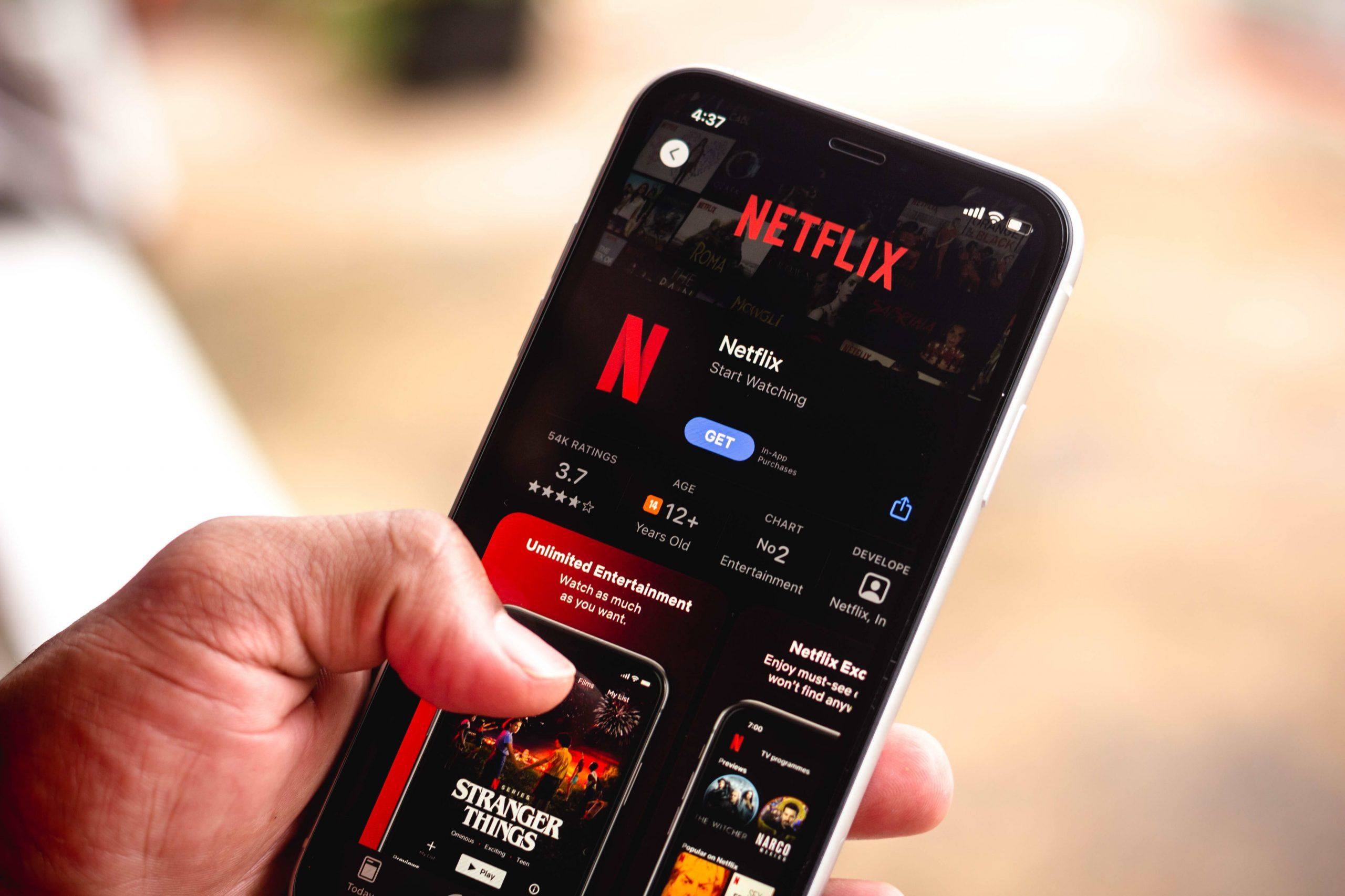 Netflix games are coming — and the reasons are very Netflixian