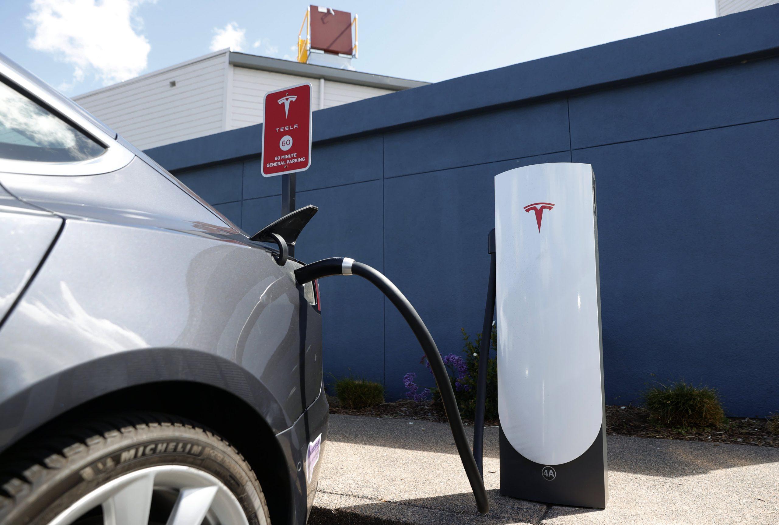 Australia miner BHP shares jump on news of nickel supply deal with Tesla EVs