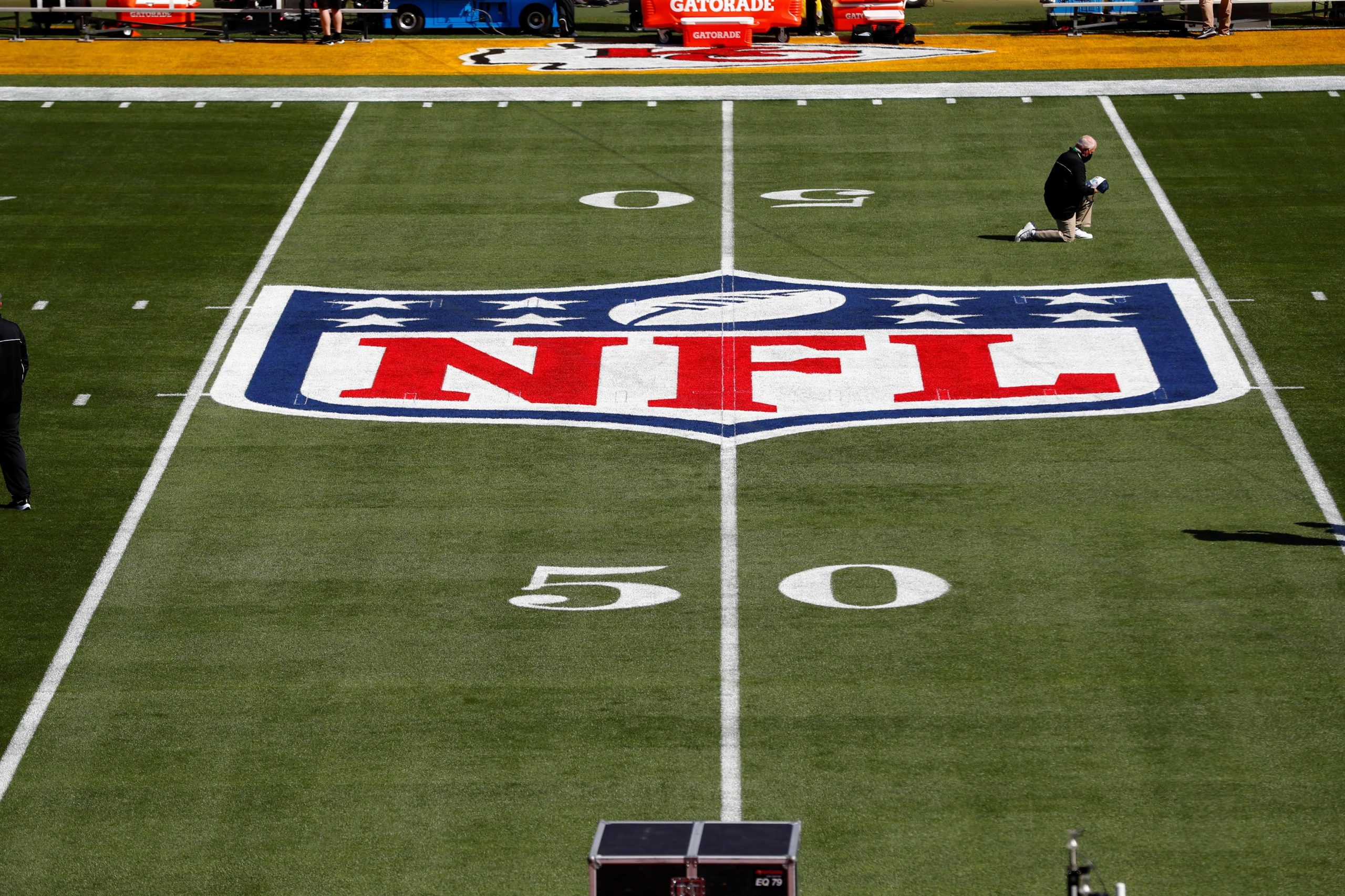 NFL warns teams could forfeit games if Covid outbreaks occur among unvaccinated players