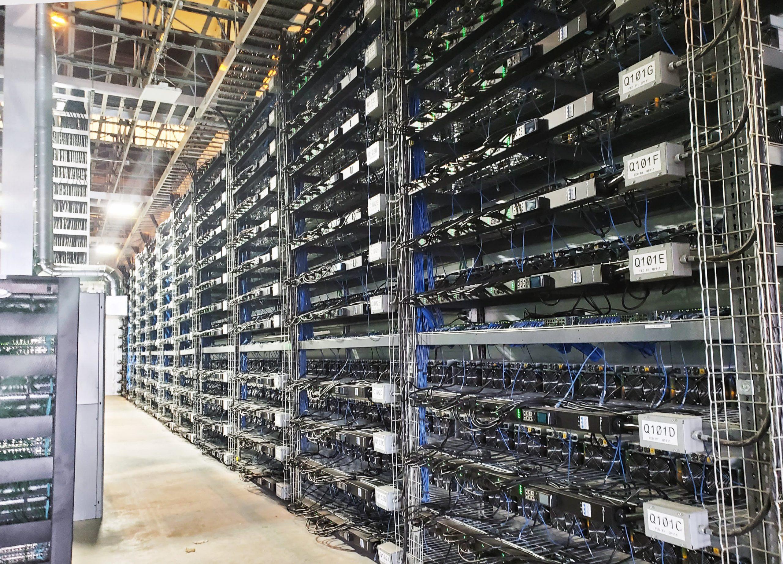 Cryptomining operator Core Scientific going public via SPAC