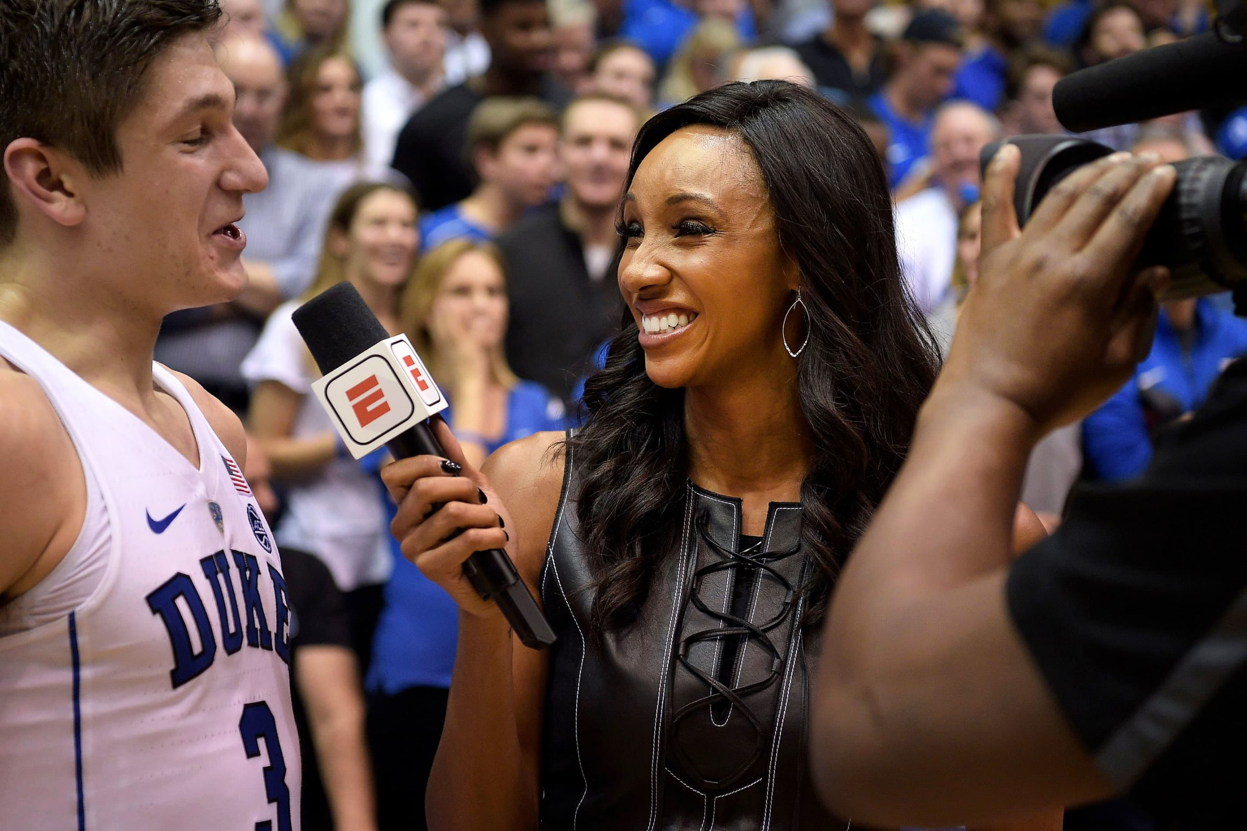 Maria Taylor leaves ESPN after contract ends
