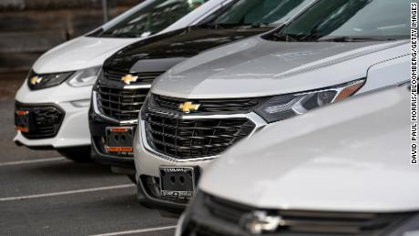 Car sales rise, even as chip shortage limits supply