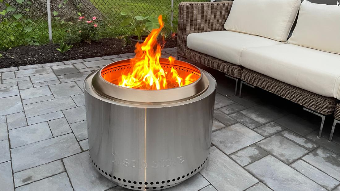 We tested out the Solo Stove Yukon fire pit and now we're obsessed