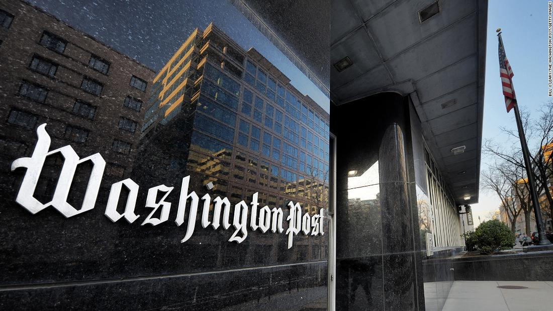 Washington Post reporter sues paper and former editor Marty Baron, alleging discrimination after she publicly disclosed sexual assault
