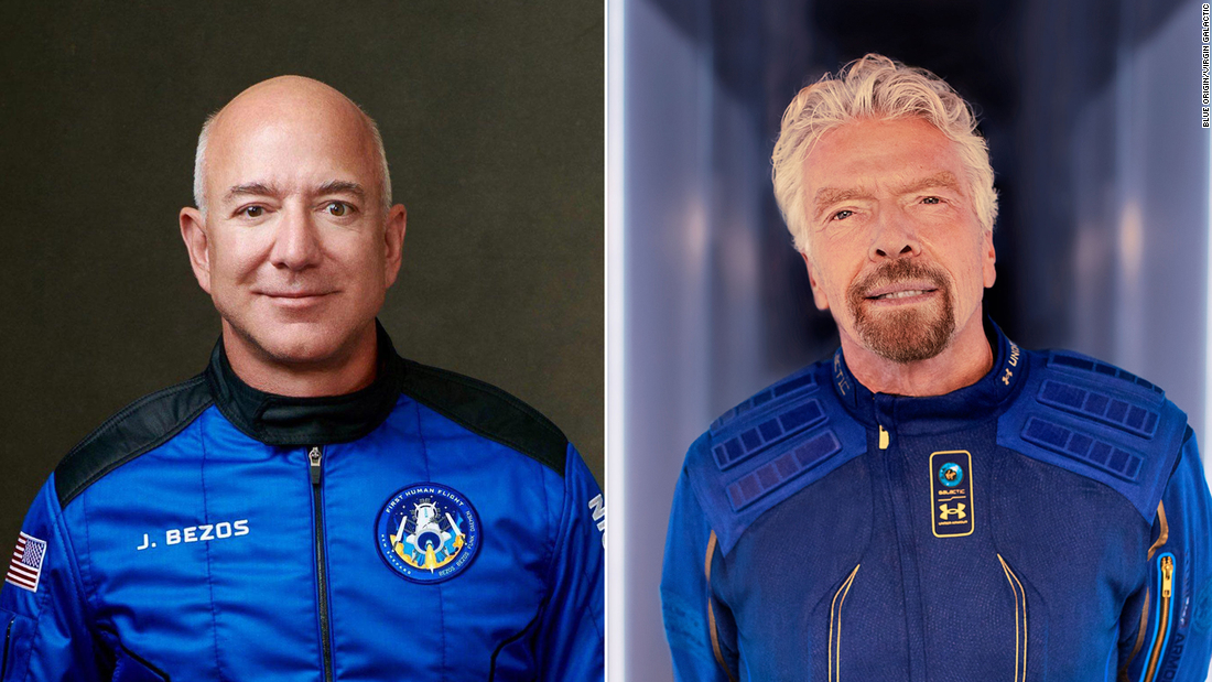 Jeff Bezos and Richard Branson went to space. What's next?