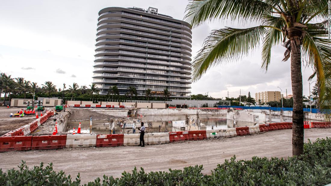 Condo collapse: Miami-Dade police to take over search efforts at the Surfside building collapse site