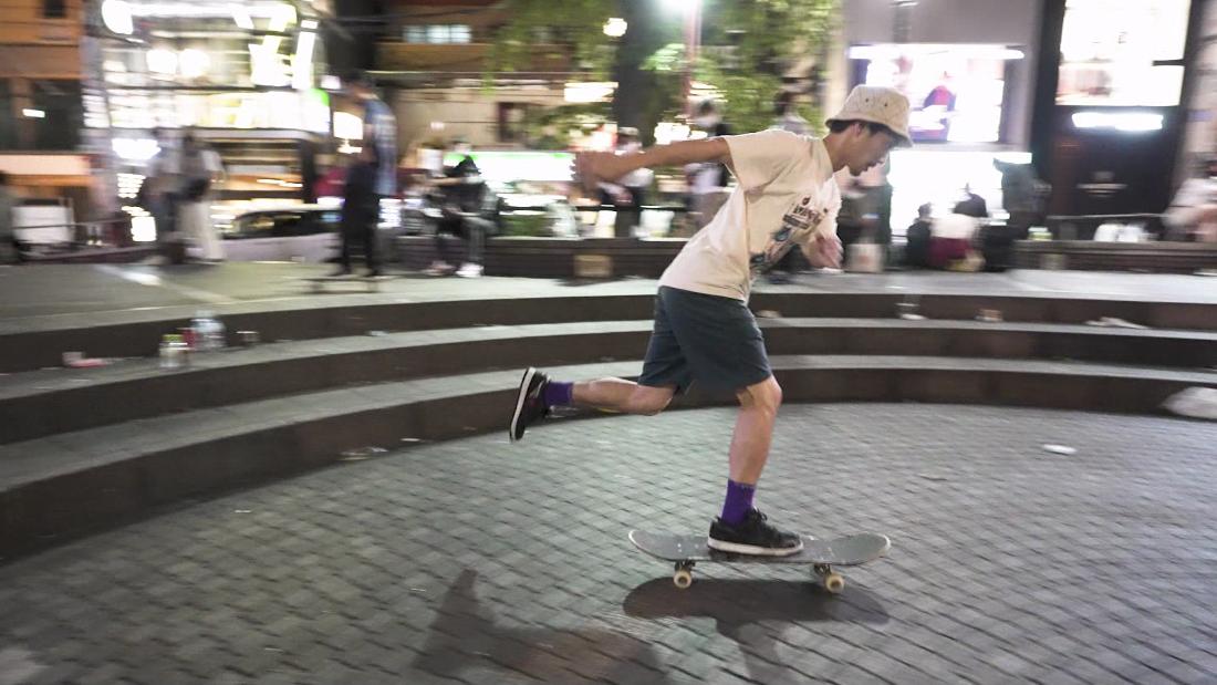 How skateboarding went mainstream in Japan - CNN Video