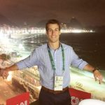 Sport Management Alumnus Helps Illuminate Olympic Athletes at Tokyo Games