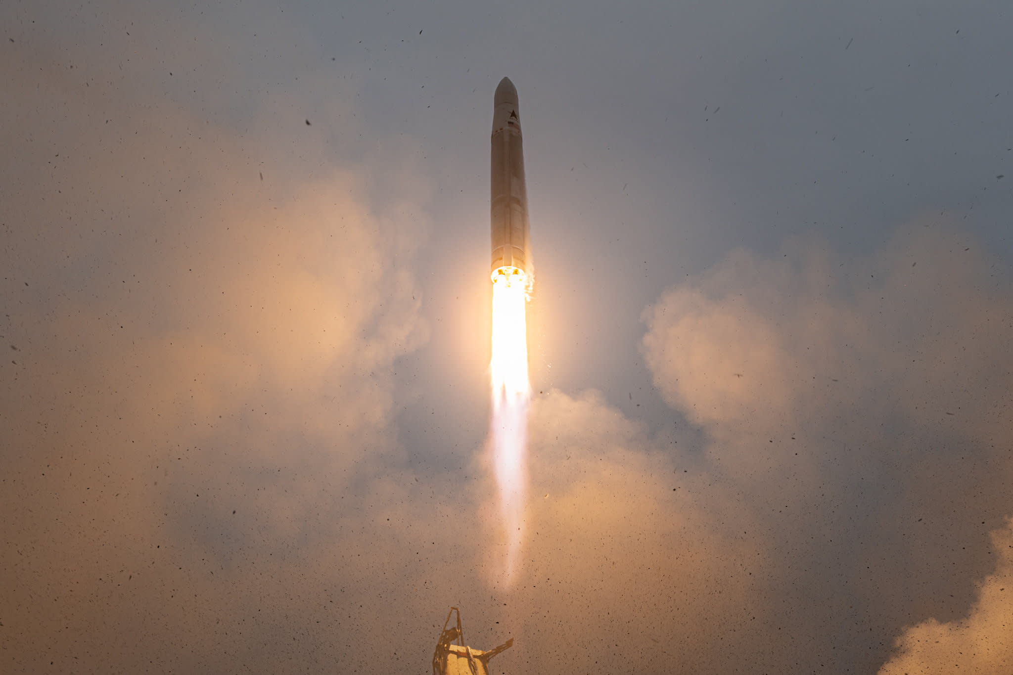 Astra targeting late August for next launch with Space Force satellite