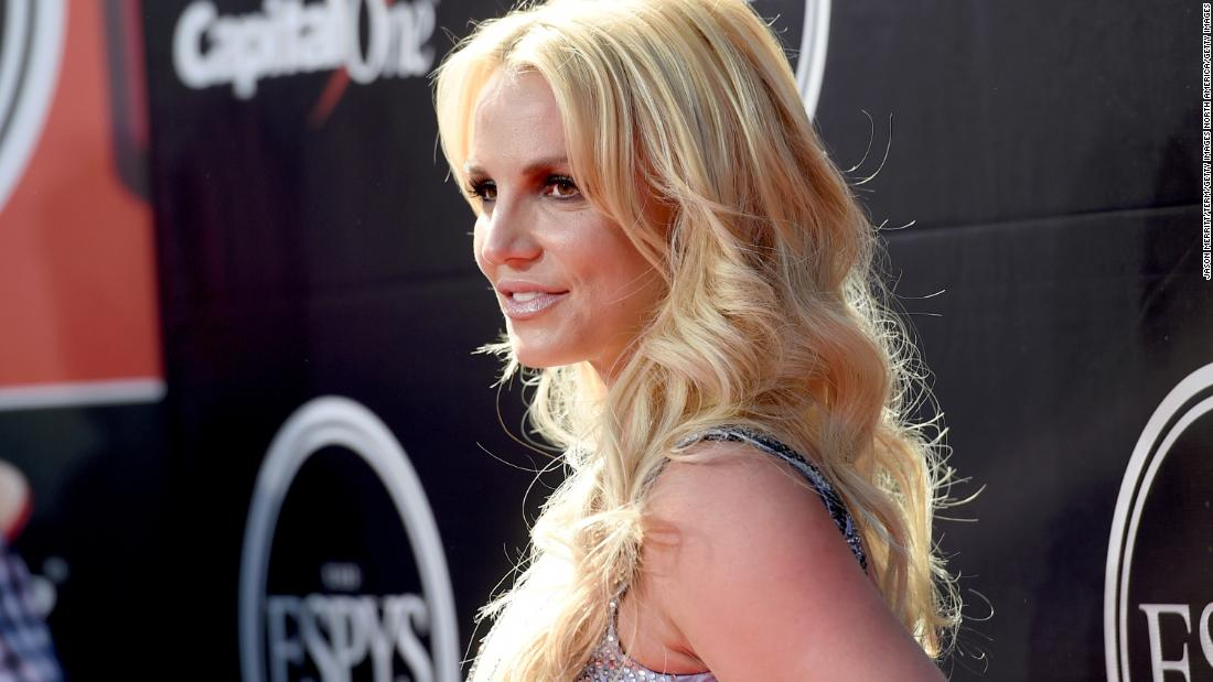 Jamie Spears says he intends to step down as conservator of Britney Spears