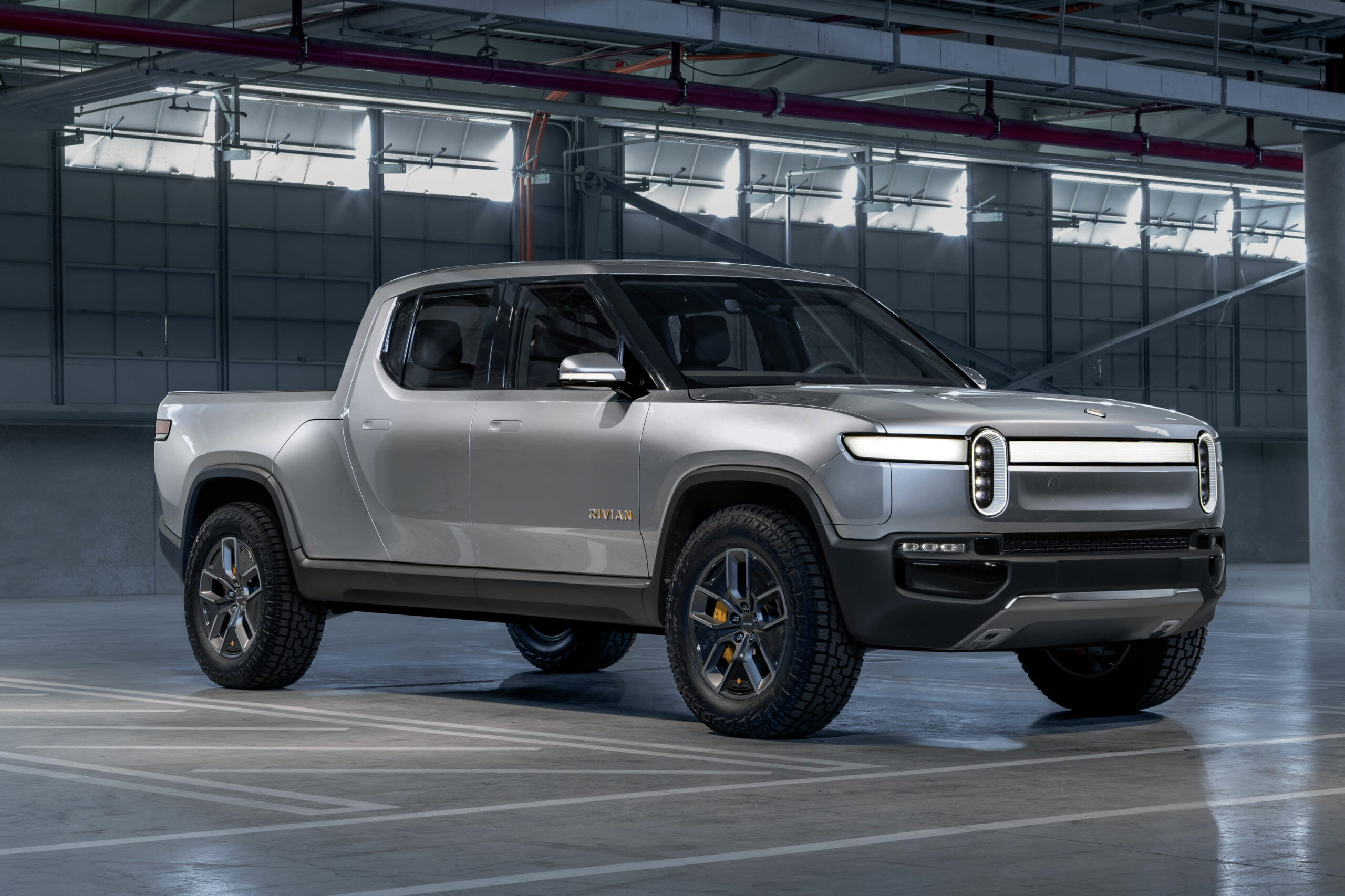 EV start-up Rivian beats Tesla, GM, Ford as first automaker to produce electric pickup