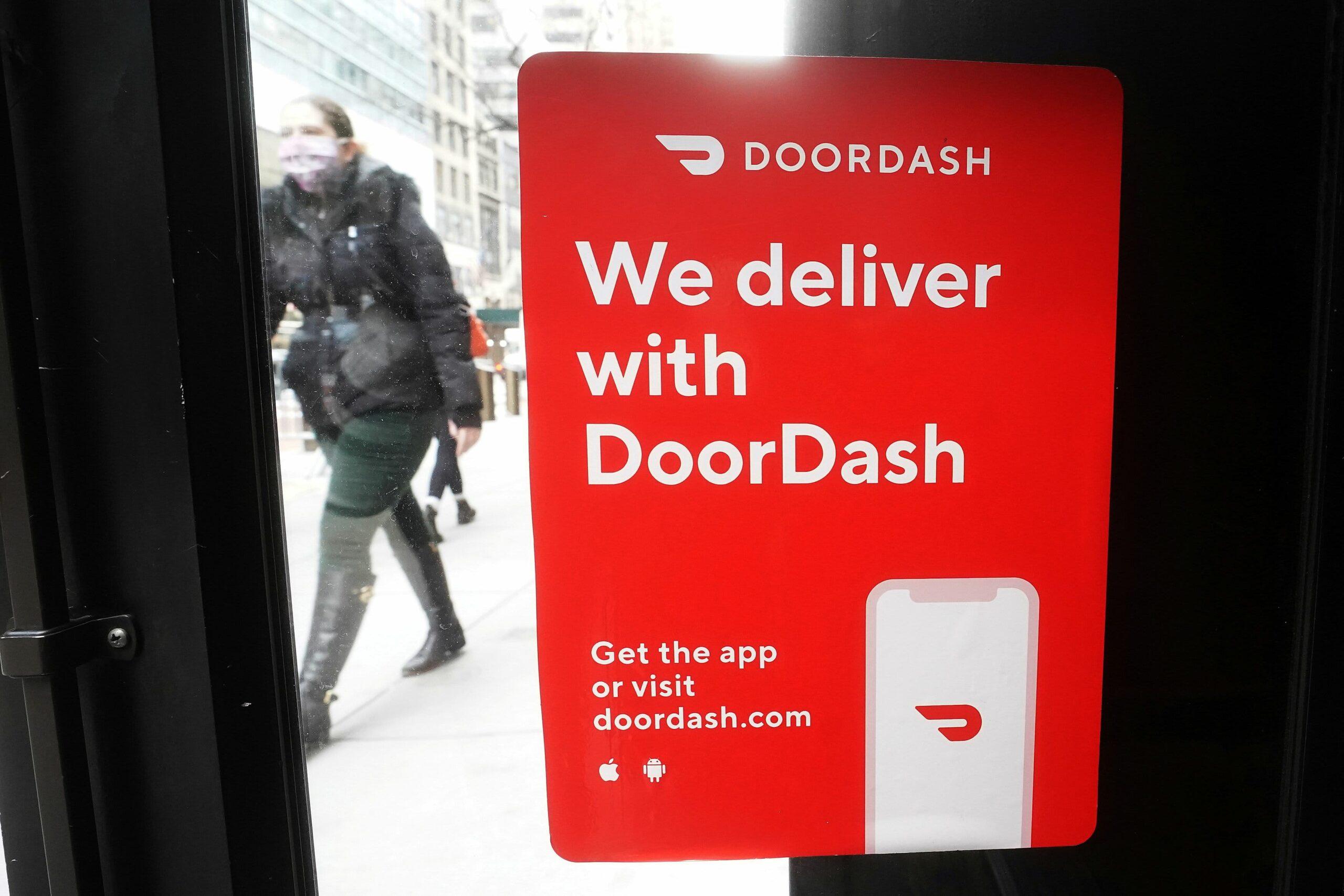 DoorDash sues New York City over new data-sharing law