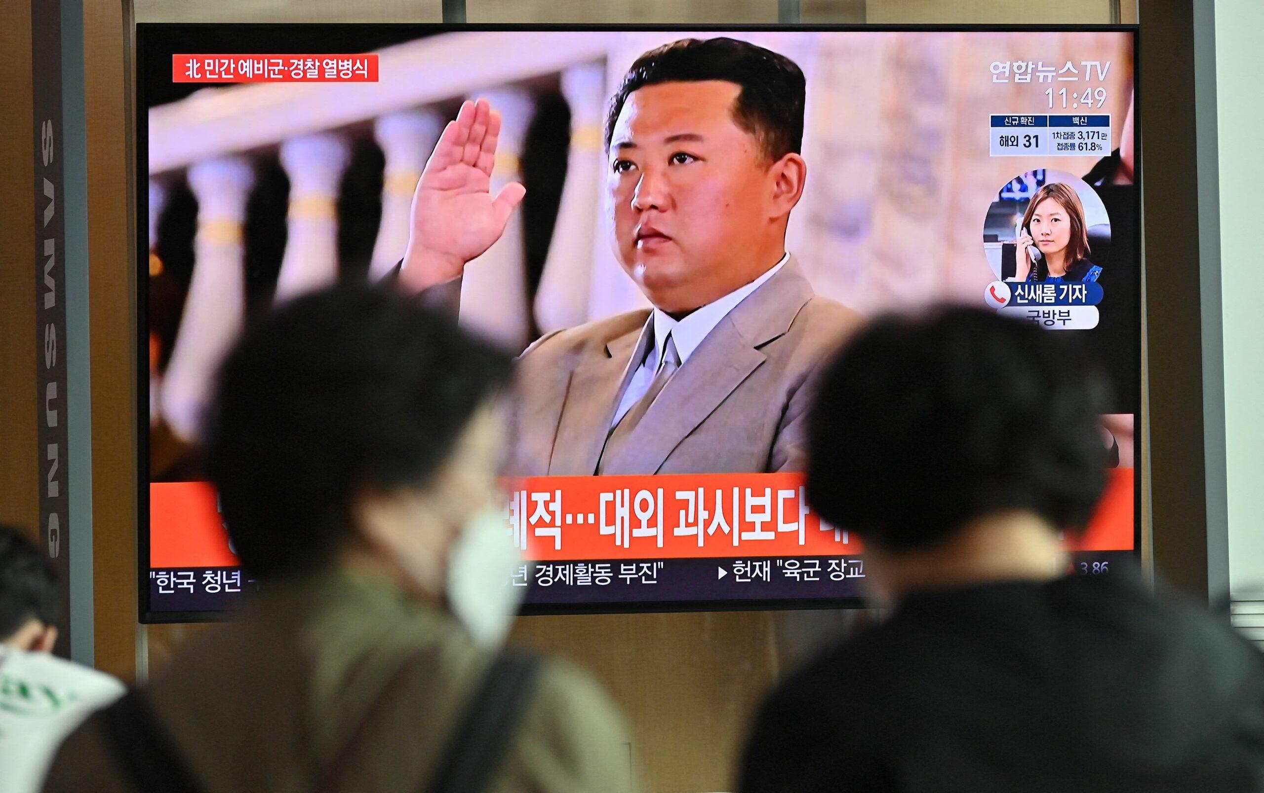 North Korea fired 2 ballistic missiles off east coast, South Korea says