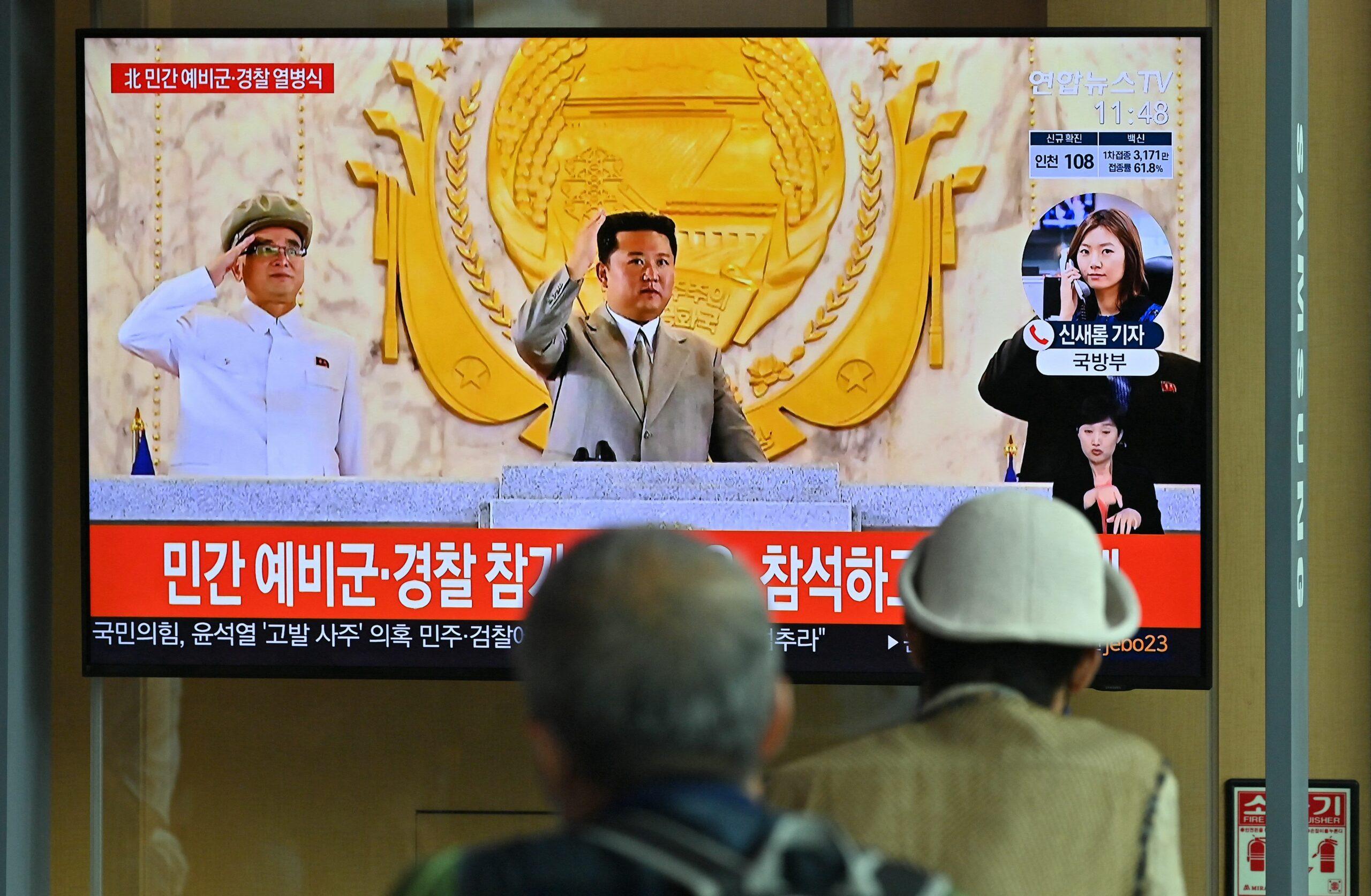 Japan condemns North Korea's ballistic missile launch